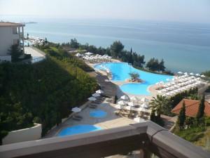 Отель Okeania на Халкидики