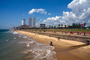 пляж Коломбо
